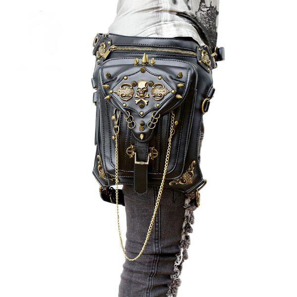 modelo comun estilo Bolso mujer de lo fuera gotico un para XwRBq