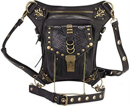 steanpunk bolso para mujer