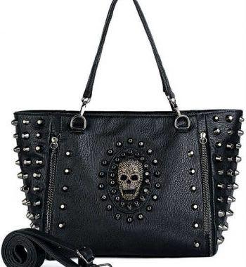 bolso gotico para mujer
