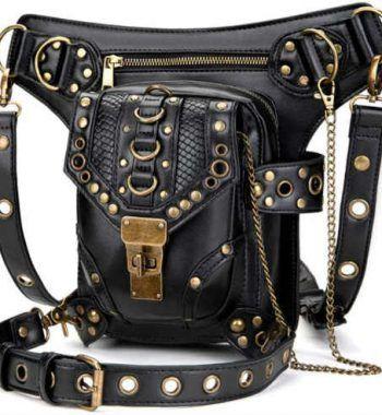 bolso para mujer modelo punk